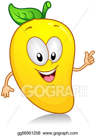 Free download clip art. Mango clipart smiley