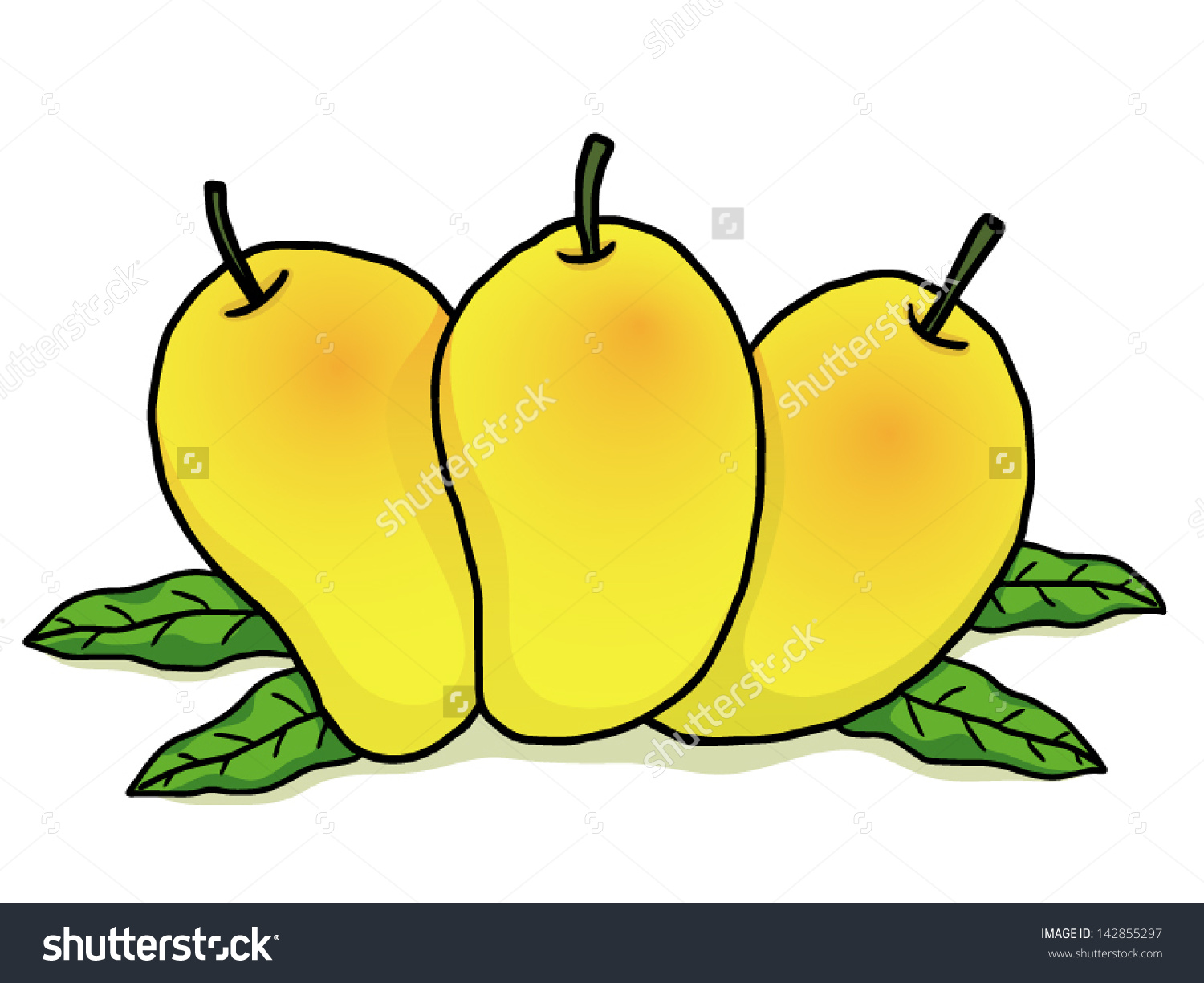 Pile free cliparts download. Mango clipart three