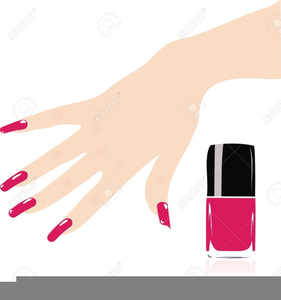 Free pedicure images at. Manicure clipart
