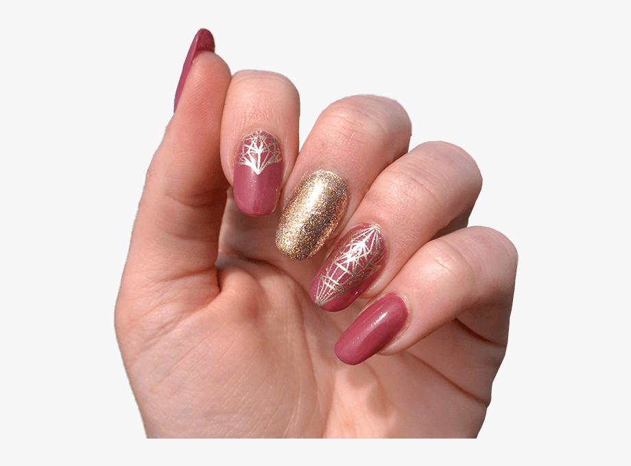 Nail clipart cutics. Manicure clean polish free