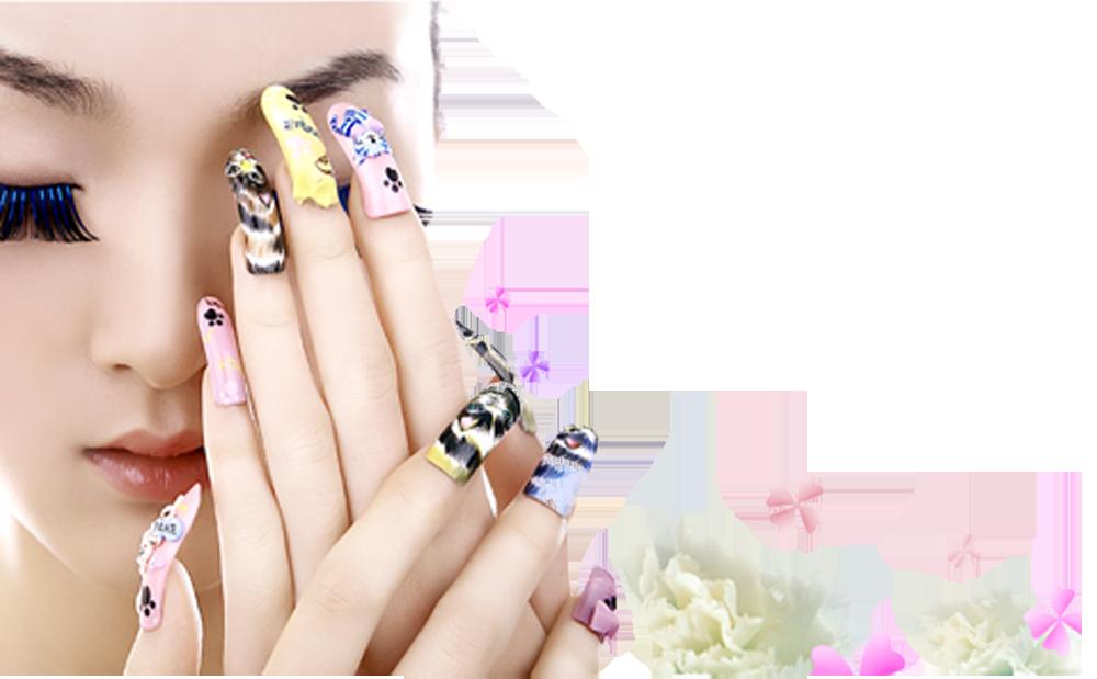 Manicure clip art beauty. Nails clipart nail care
