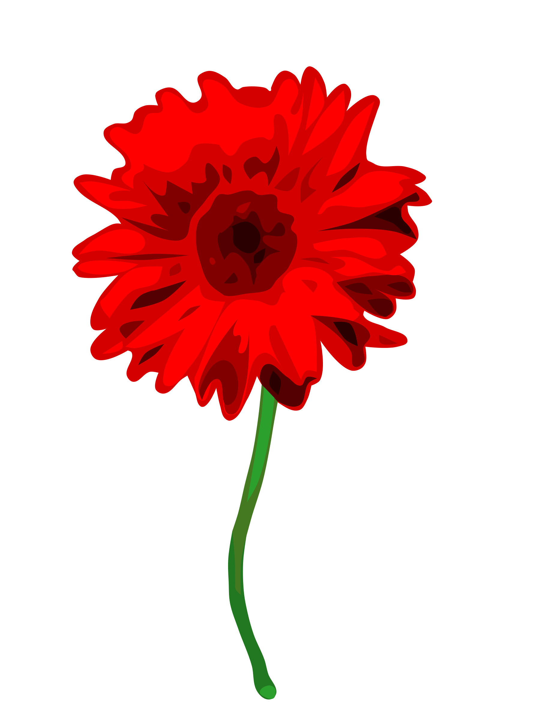 Gerbera icons png free. Manicure clipart icon