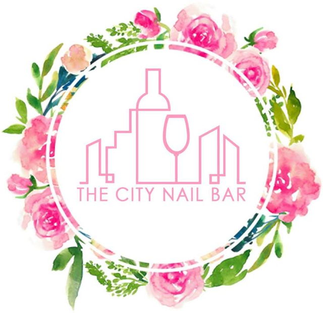 Nail clipart nail bar. The city manicures and