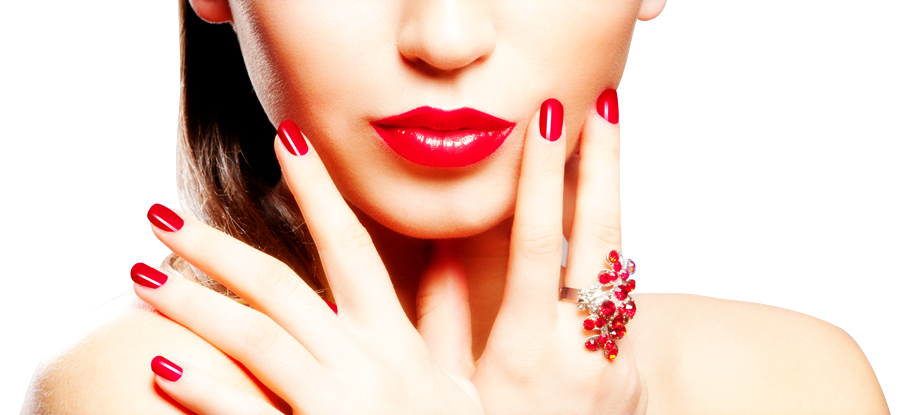 Png images manicure. Nail clipart red nails