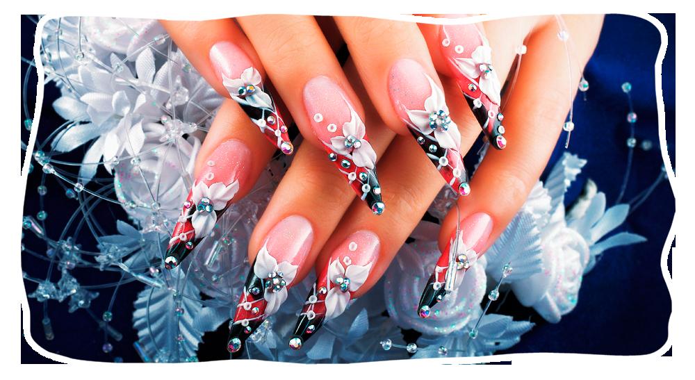 Salon el paso t. Nail clipart nail art design