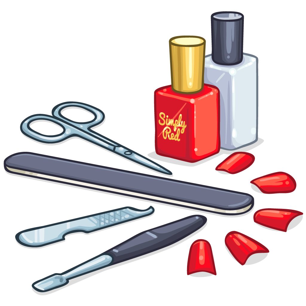 Nails clipart nail care.  collection of manicure