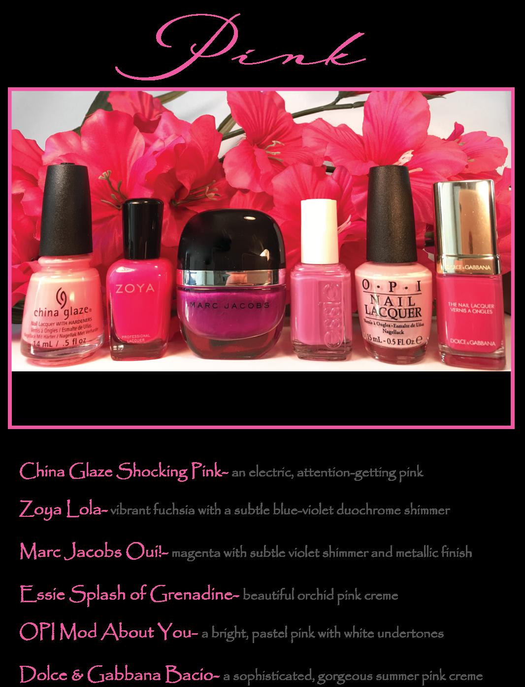 Nails clipart polished nail. Polish colors png creative