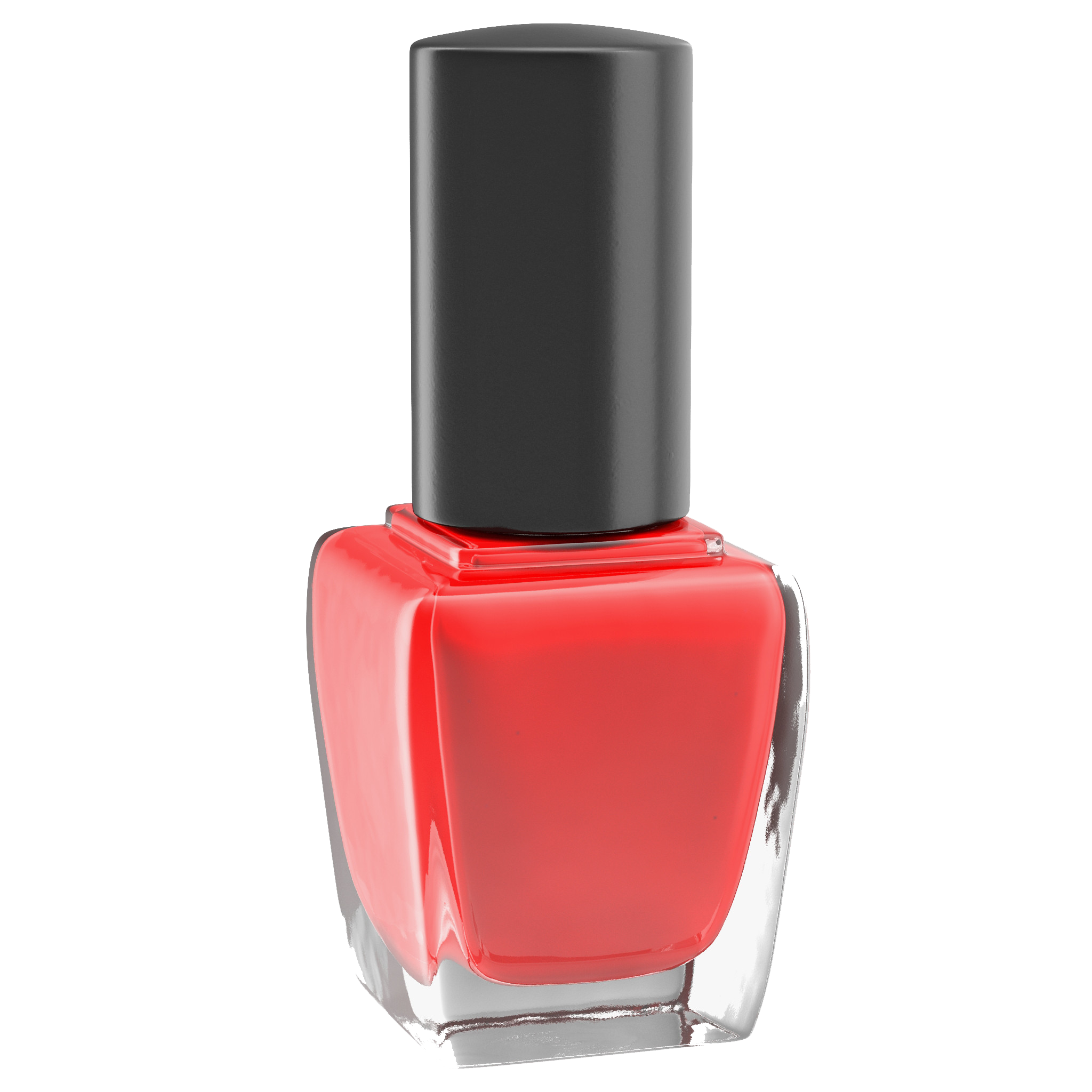 collection of clipart. Nail polish bottle png