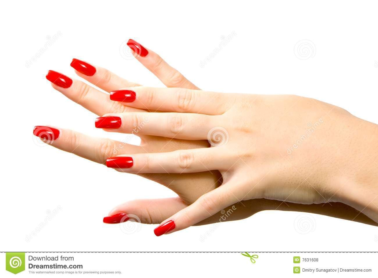 Pin by asg on. Nail clipart red nails