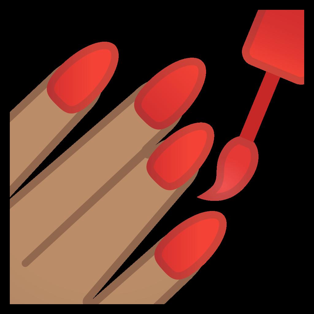 Nails clipart hygiene.  manicure huge freebie