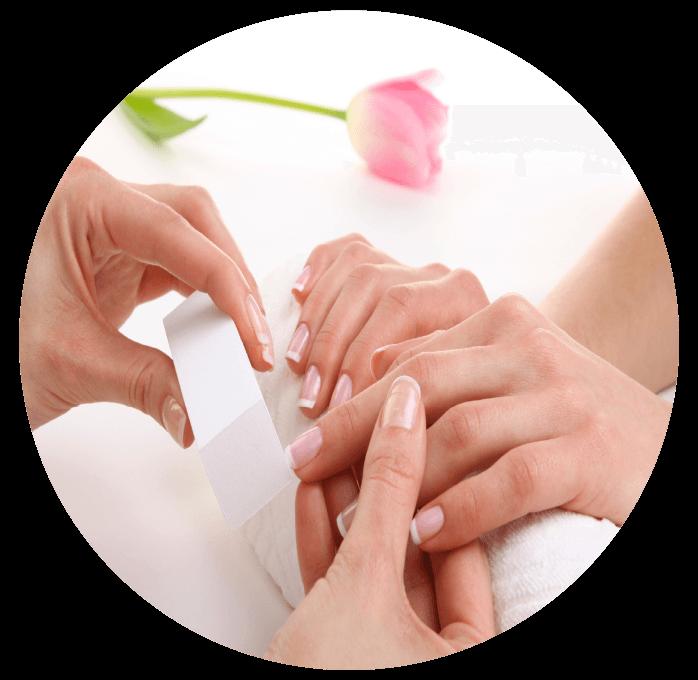Spa pedicure nail salon. Nails clipart manicured hand