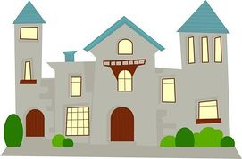 Mansion clipart. Panda free images info
