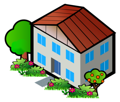 Transparent png free download. Mansion clipart attic