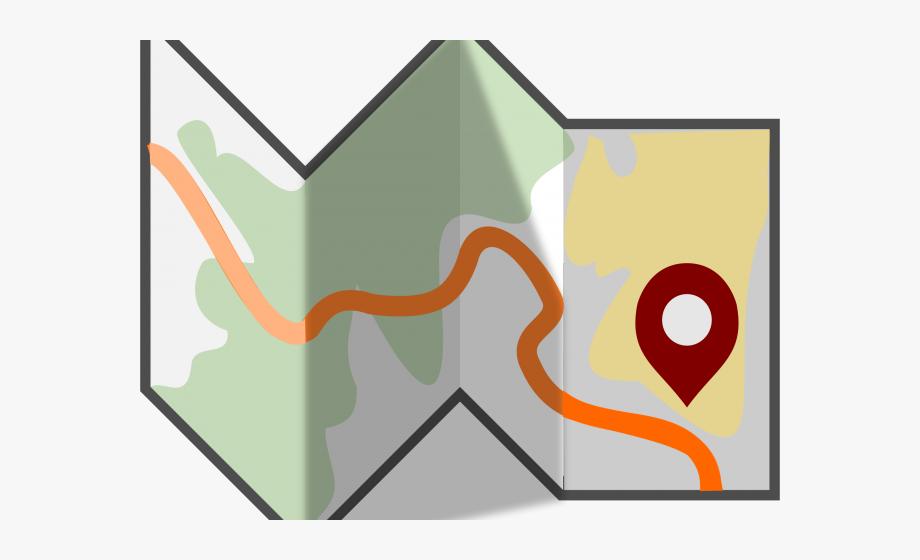 Clipart map clip art. Maps location transparent background