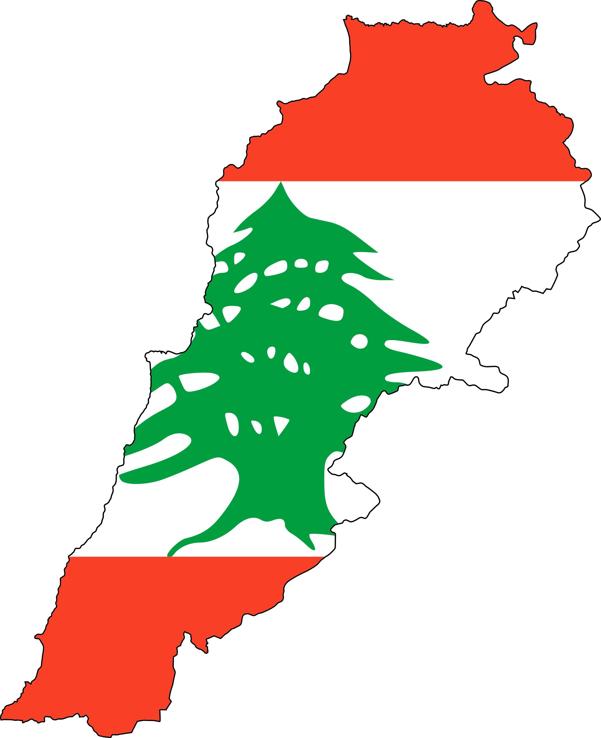 Lebanon flag map mapsof. Taste clipart spicy