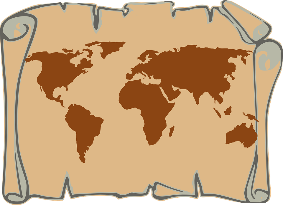 Collection of free attributing. Map clipart map work