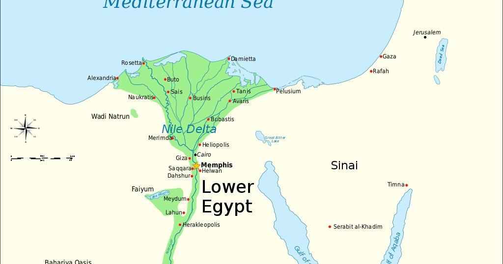Map clipart river delta. Ancient egypt famous pharaohs