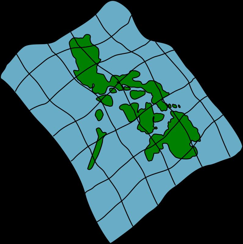Map transparent