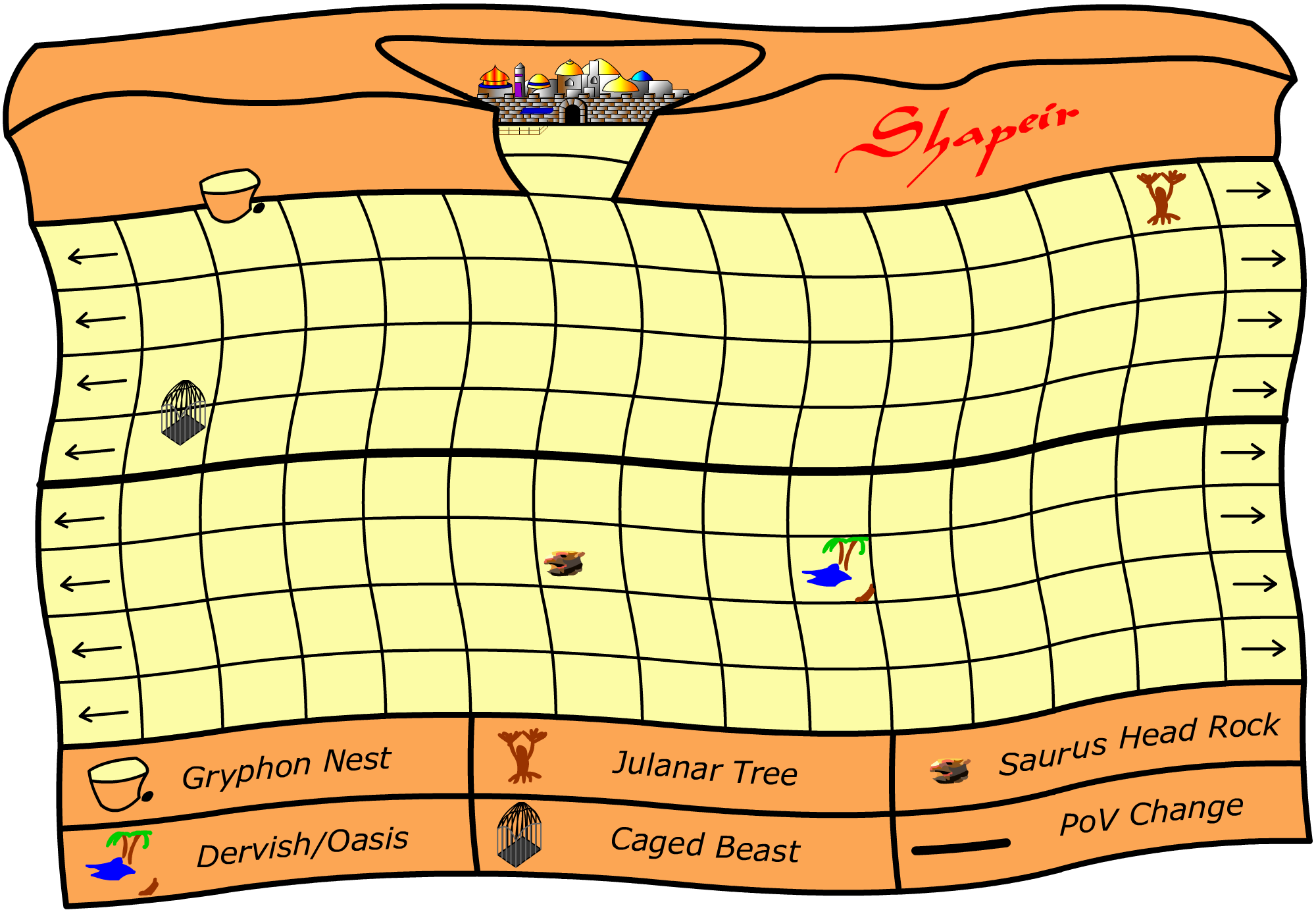 Maps clipart lost map. Legends of glory click
