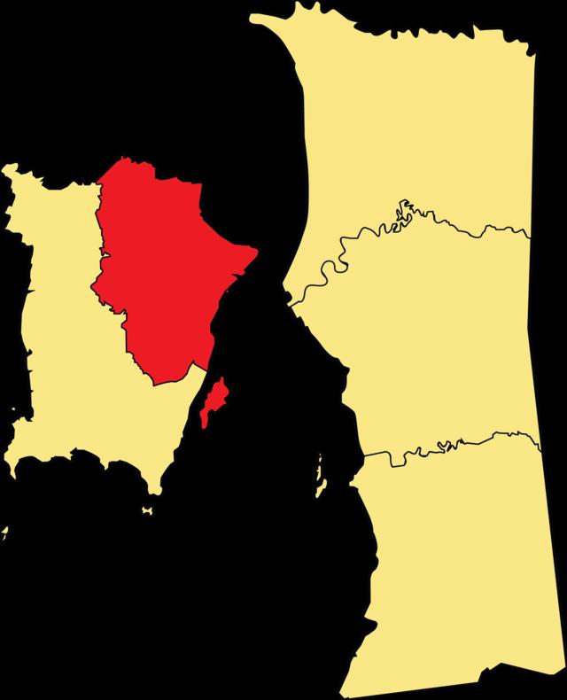 Maps clipart neighbourhood map. Northeast penang island district