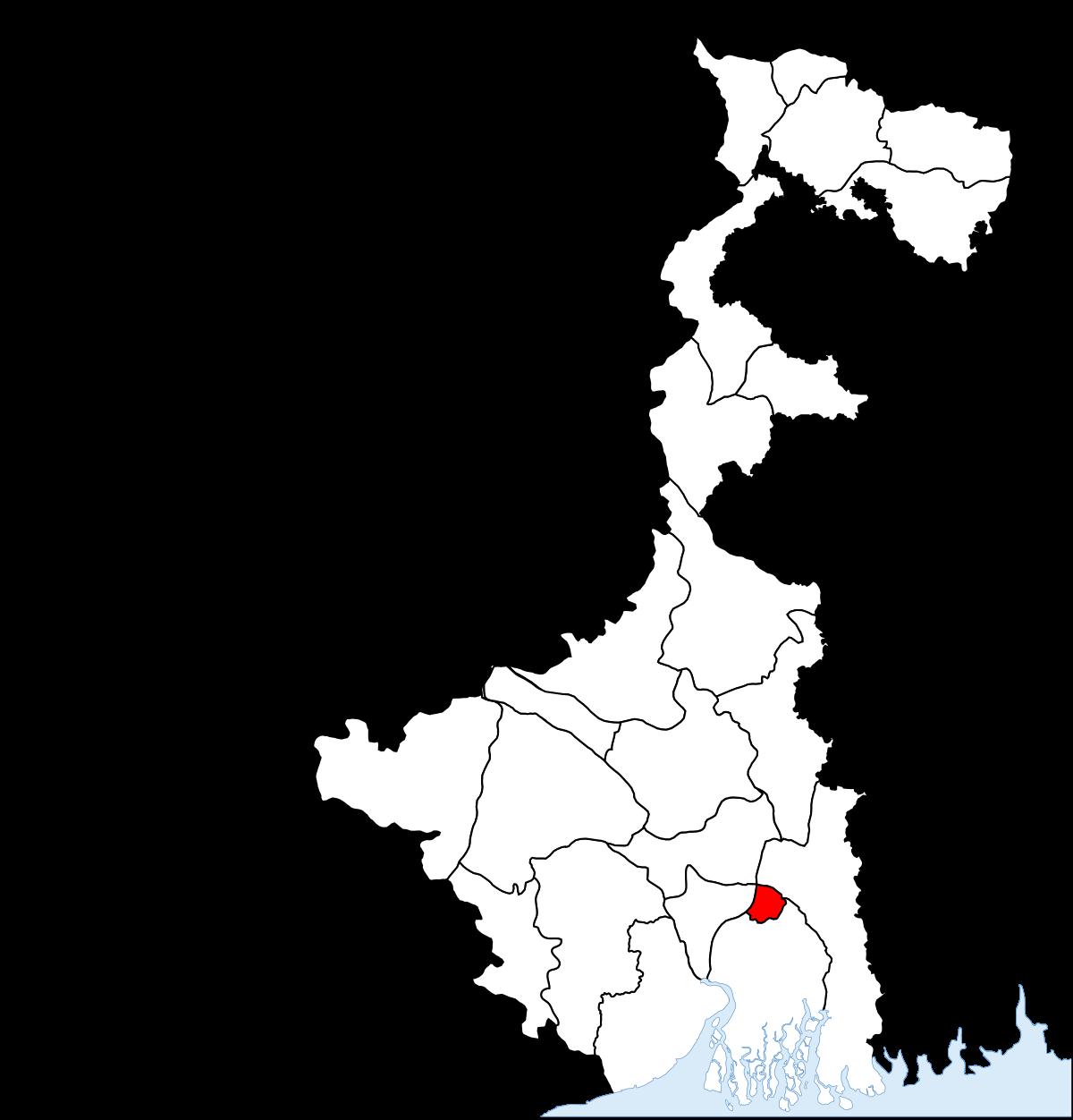 Kolkata district wikipedia . Maps clipart neighbourhood map