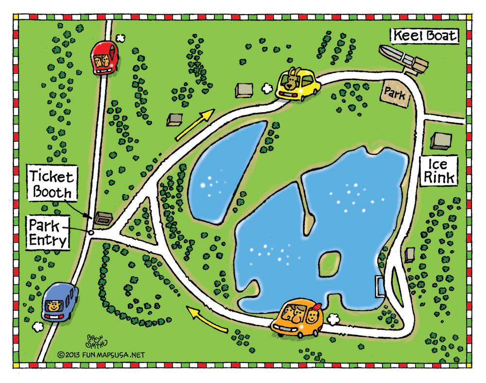 Maps clipart park map, Picture #2941879 maps clipart park map