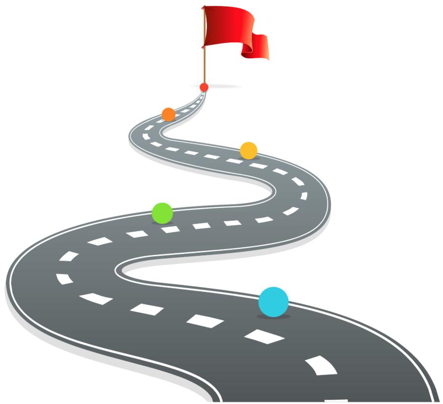 Maps clipart road. Map cartoon technology transparent