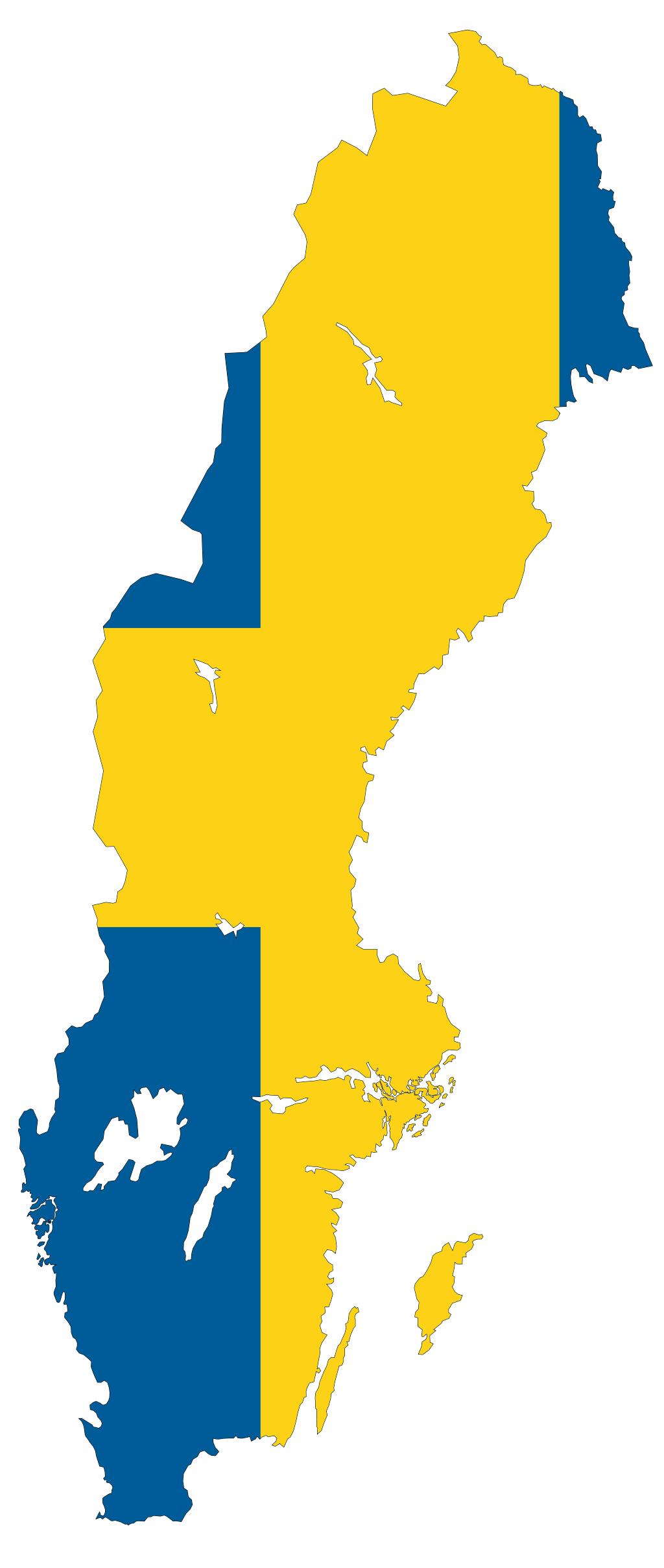Pinata clipart flag. Sweden map maps pinterest