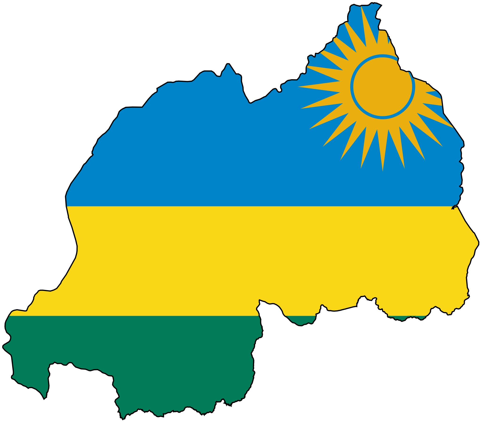 Rwanda map here i. Missions clipart international flag
