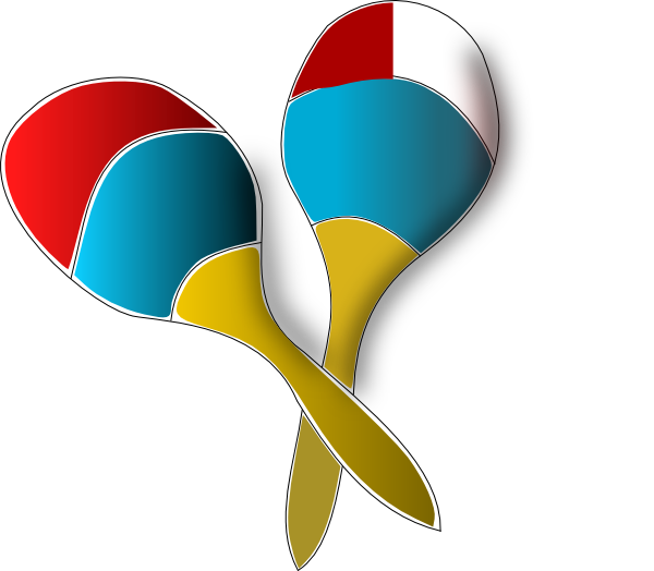 maracas clipart clip art