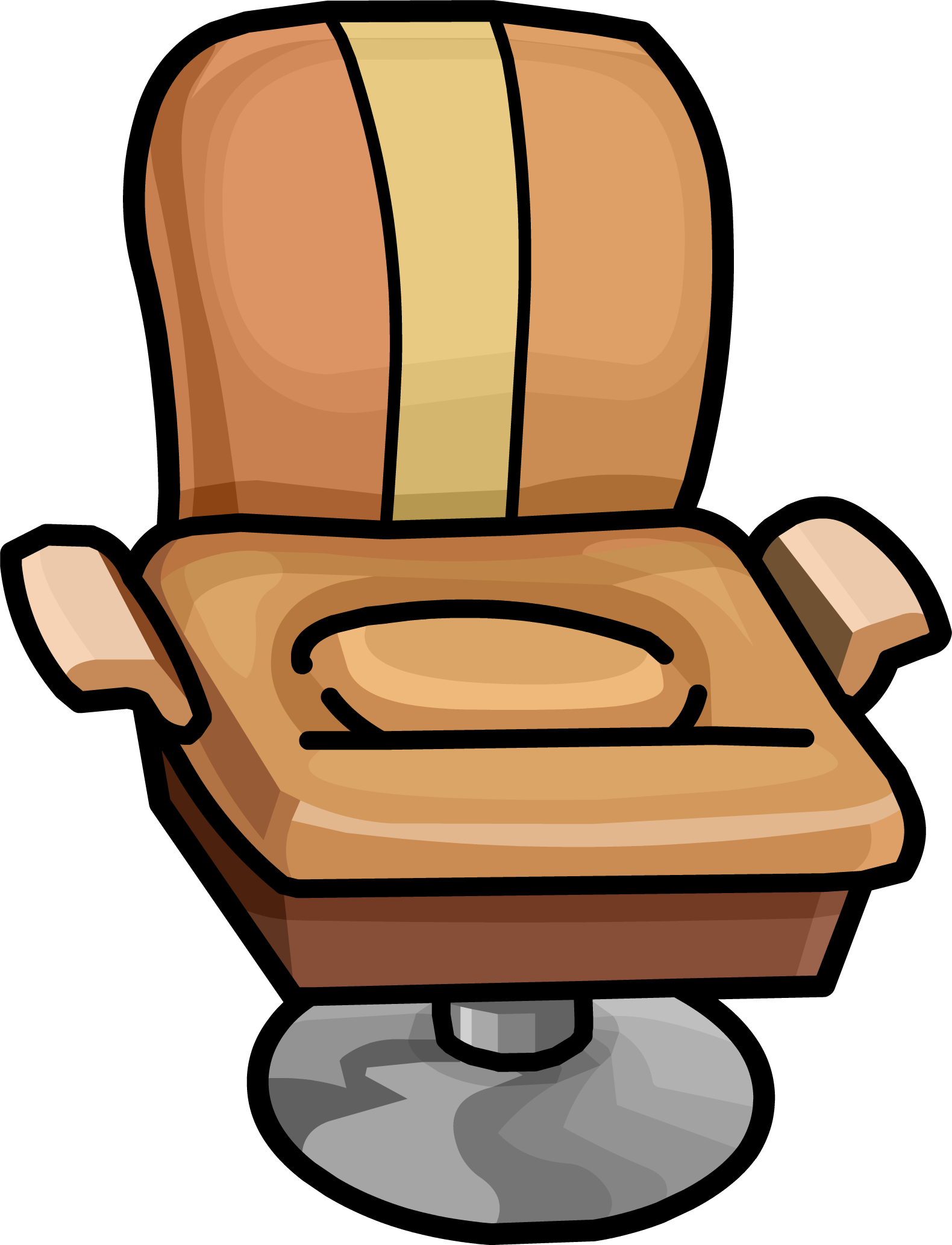Salon chair rewritten wiki. Maracas clipart club penguin