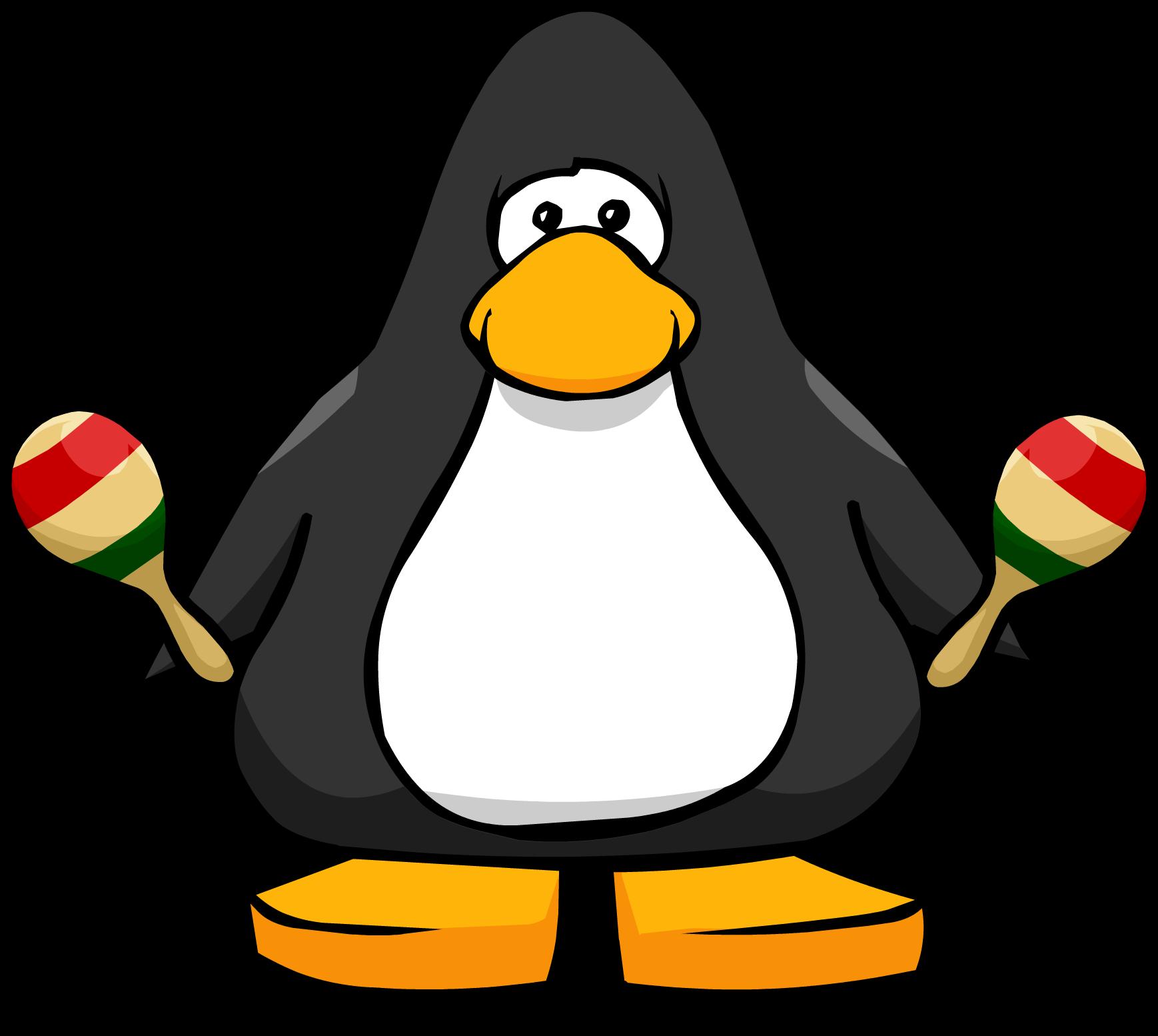 Maracas clipart club penguin. Image pair or png