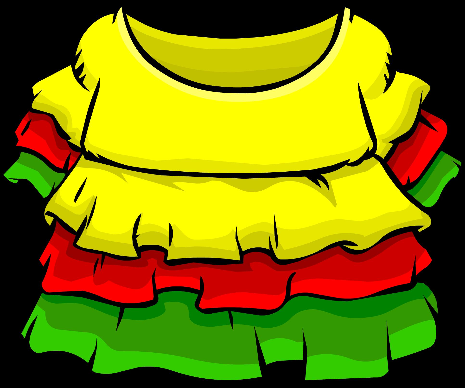 Flamenco dress wiki fandom. Maracas clipart club penguin