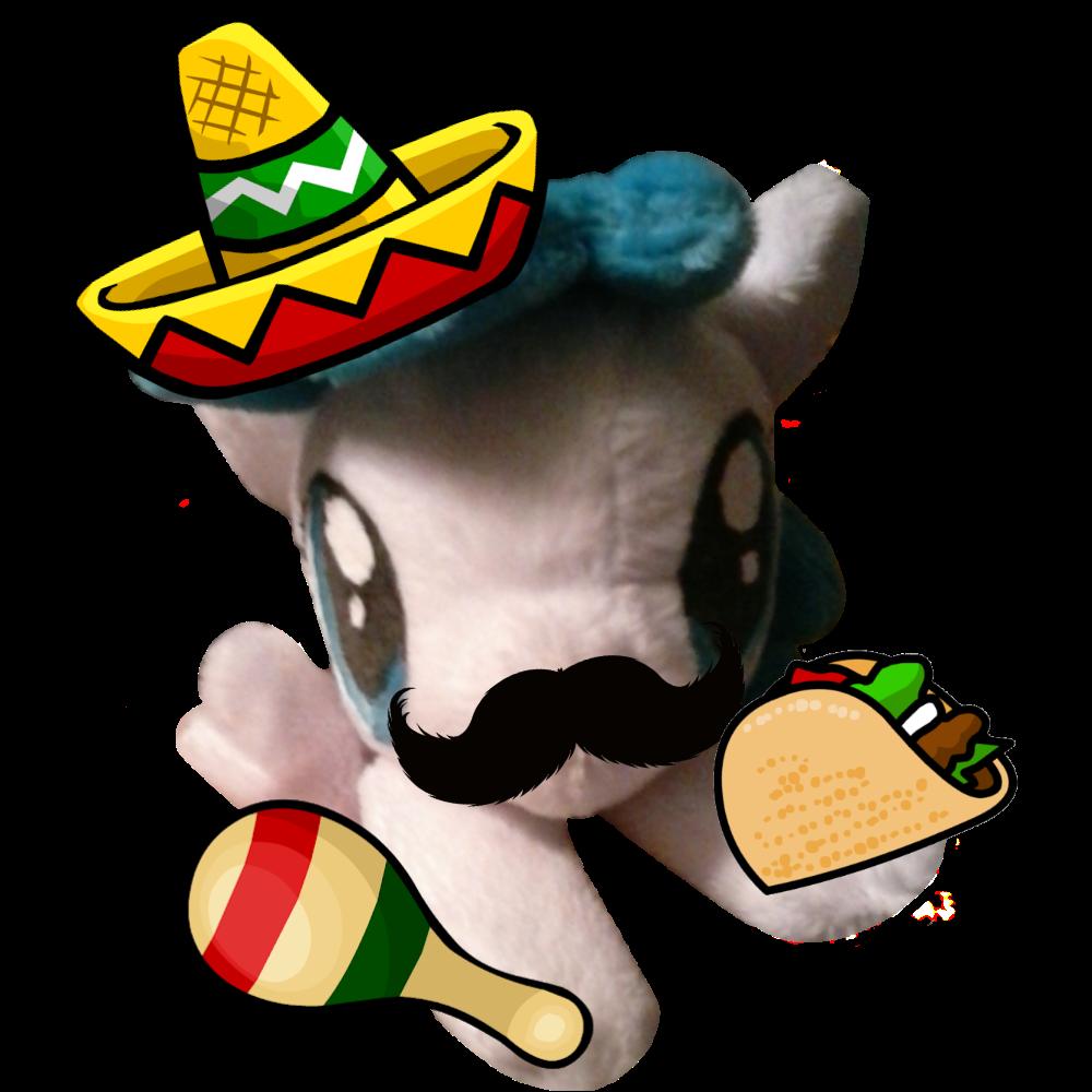 exploitable bolt facial. Maracas clipart fiesta hat