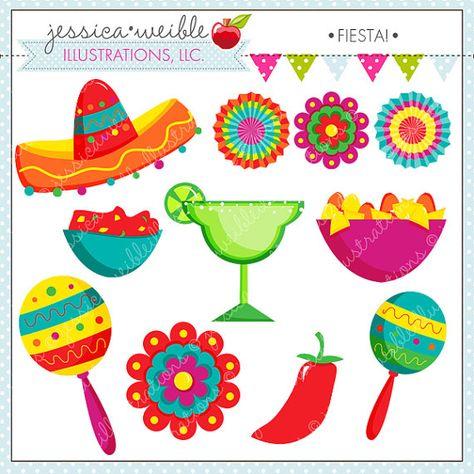 Maracas clipart fiesta theme. Pinterest