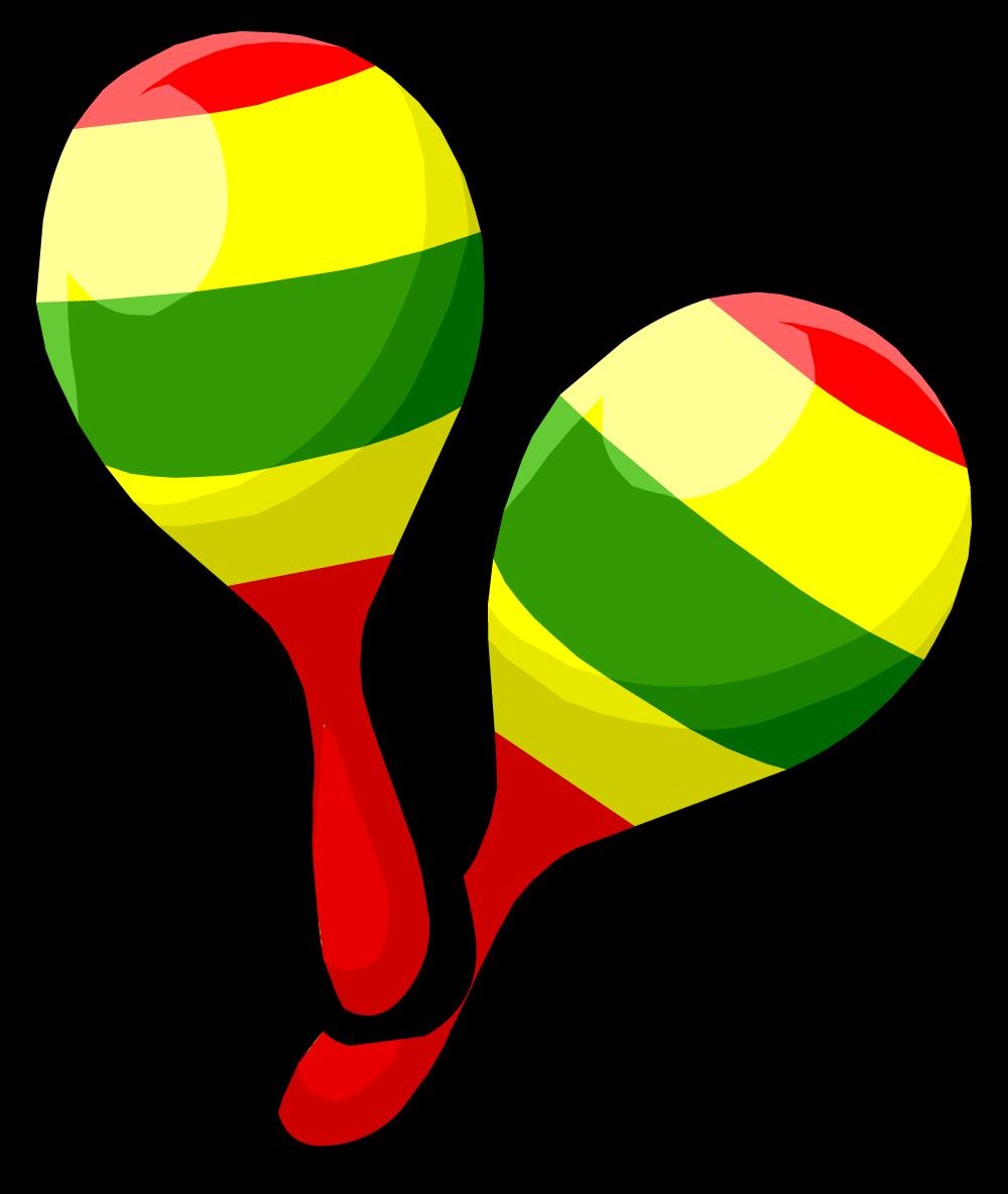 maracas clipart maraca spanish