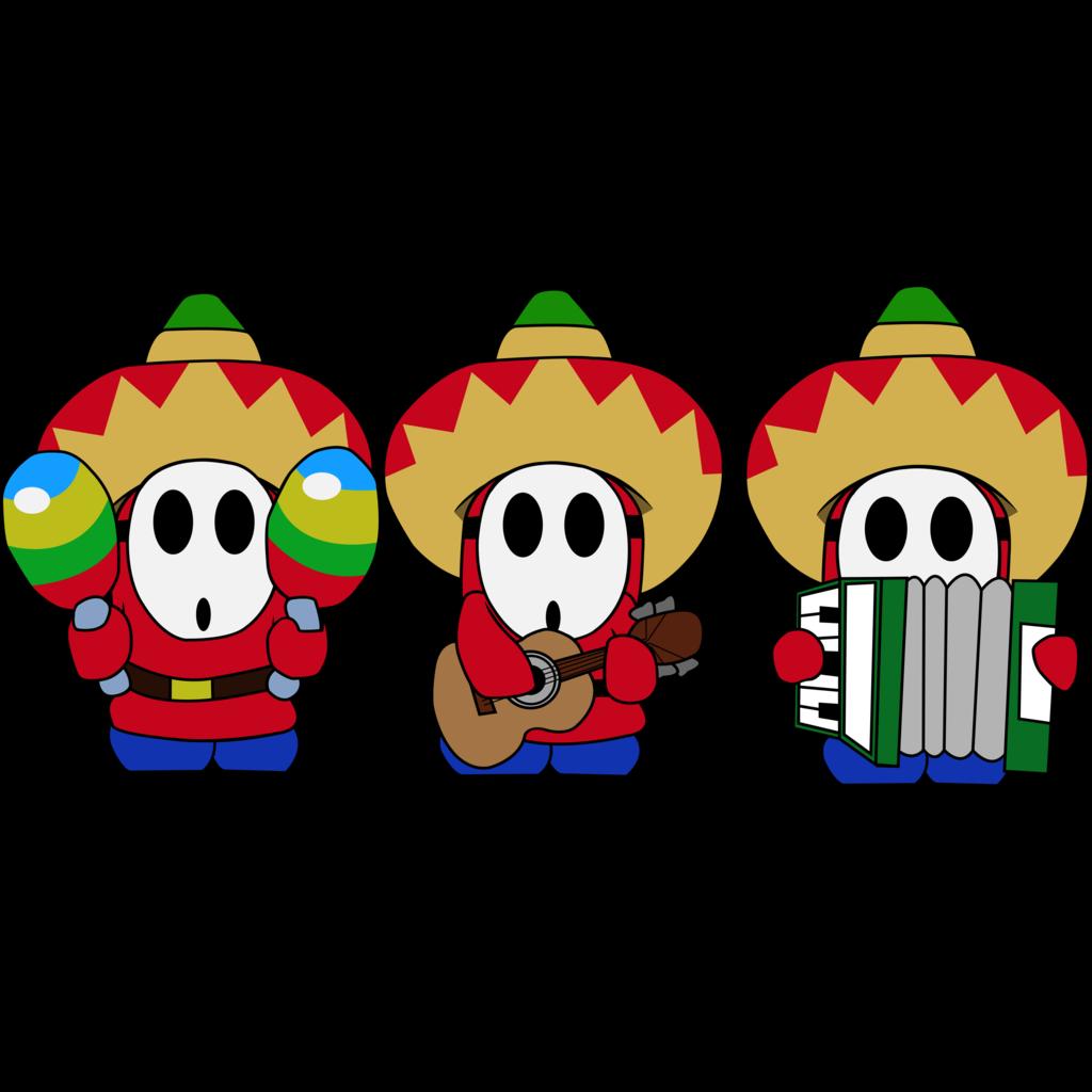 Maracas mariachi instrument