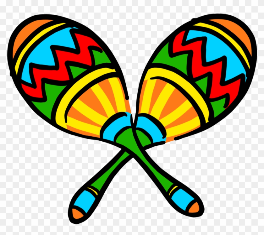 Transparent png free library. Maracas clipart printable
