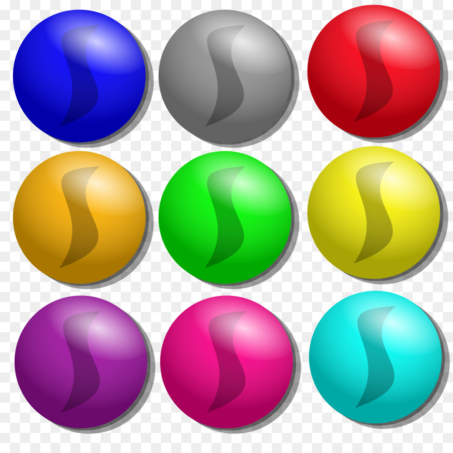 Marble game computer icons. Marbles clipart