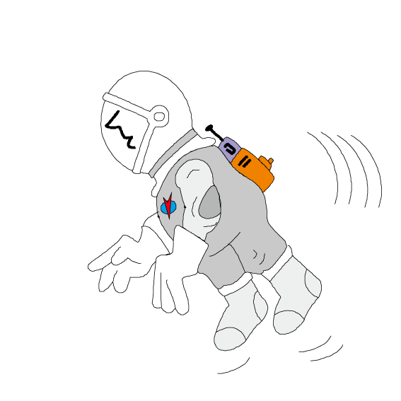 Marbles clipart animated. Astronaut equipment free on