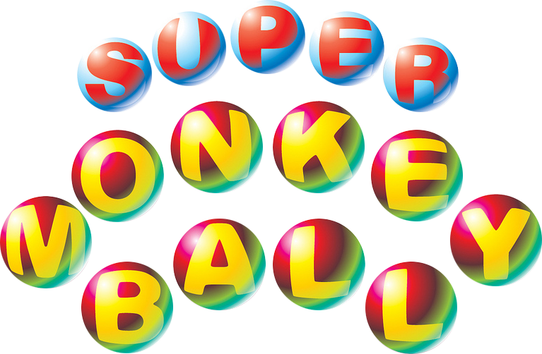 Marbles clipart ball clear. Super monkey details launchbox