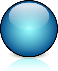 Cliparts zone . Marbles clipart blue marble