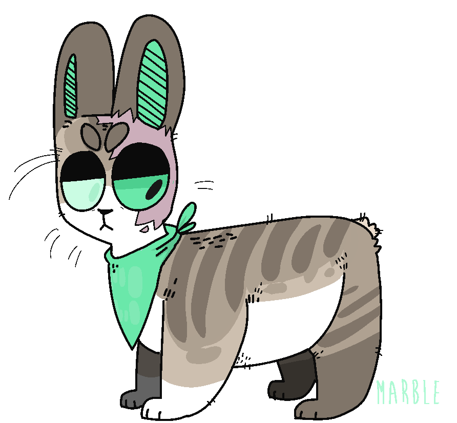 Marbles clipart cat eye. Badgertooth warrior cats character