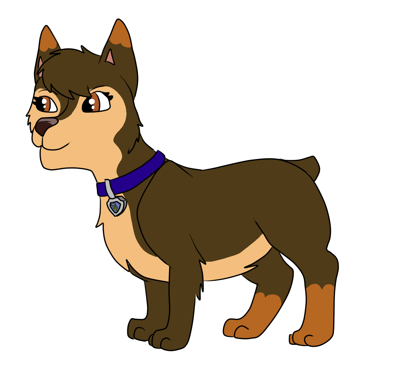 Sora chasexskye pup paw. Marbles clipart dog ball
