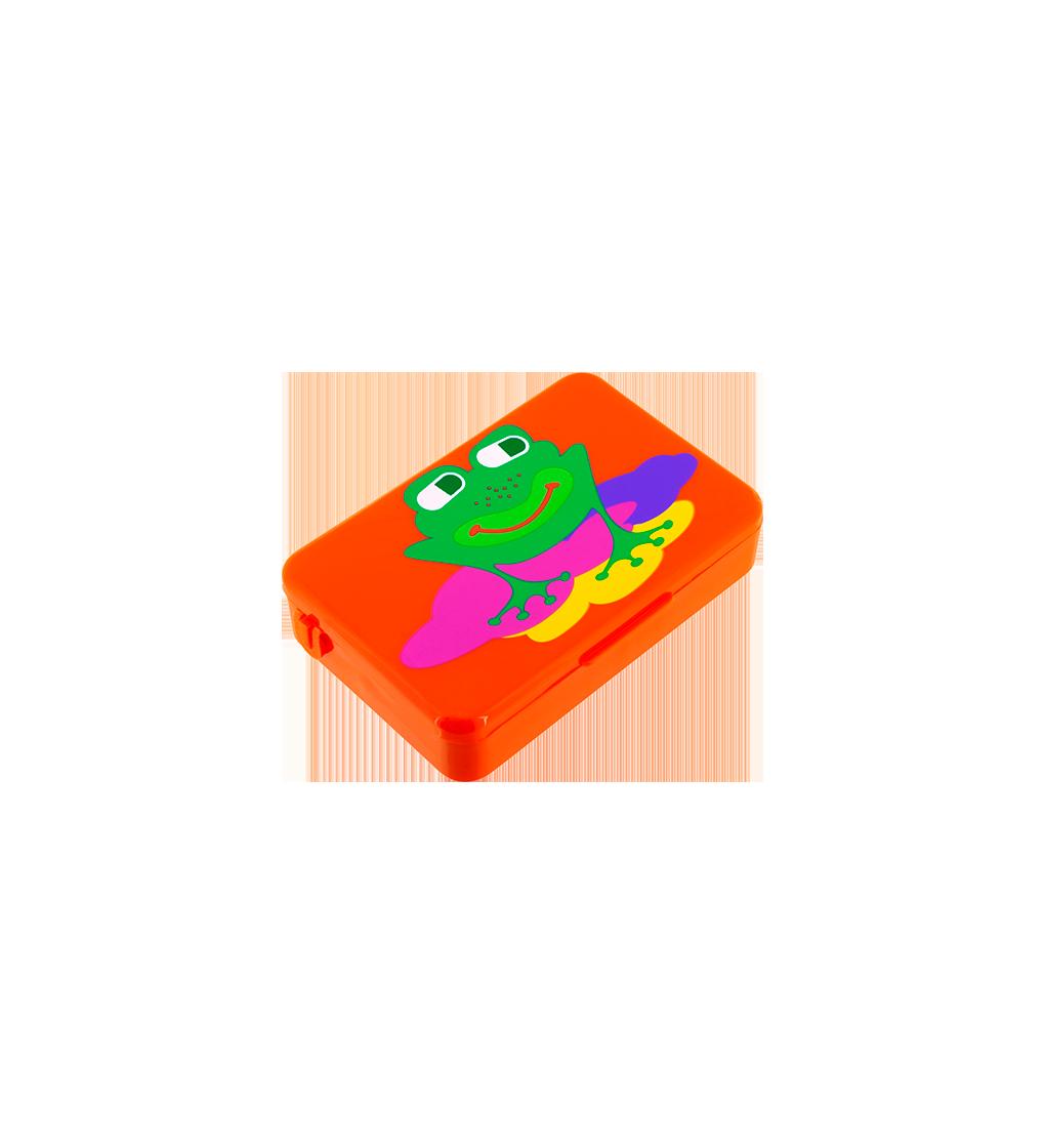 Marbles clipart marbel. Piiiiiiils pill box frog