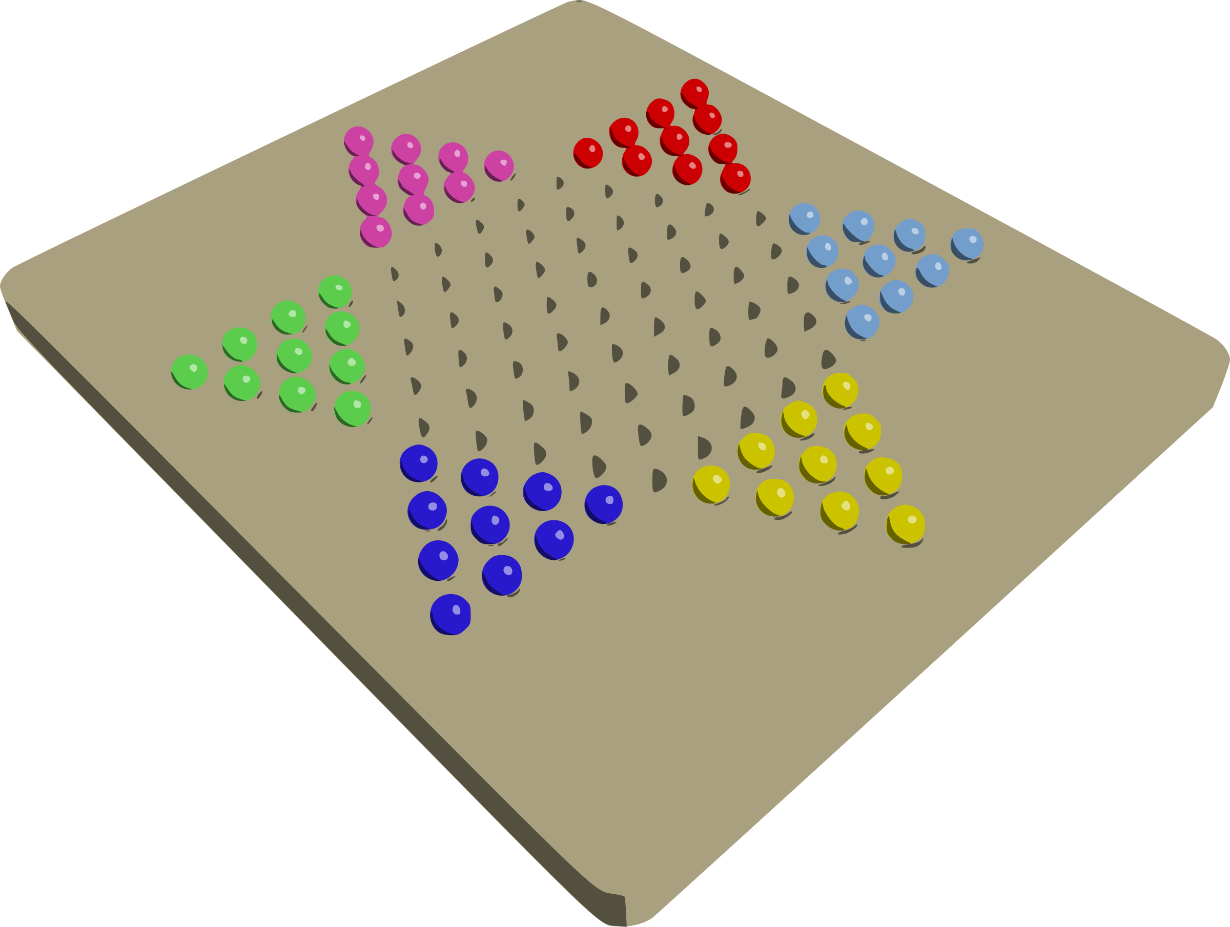 Marbles clipart marble game. Chinese checkers big image