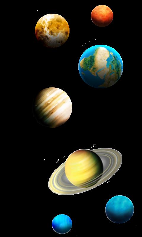 Marbles clipart planet neptune. Plant plante erth space