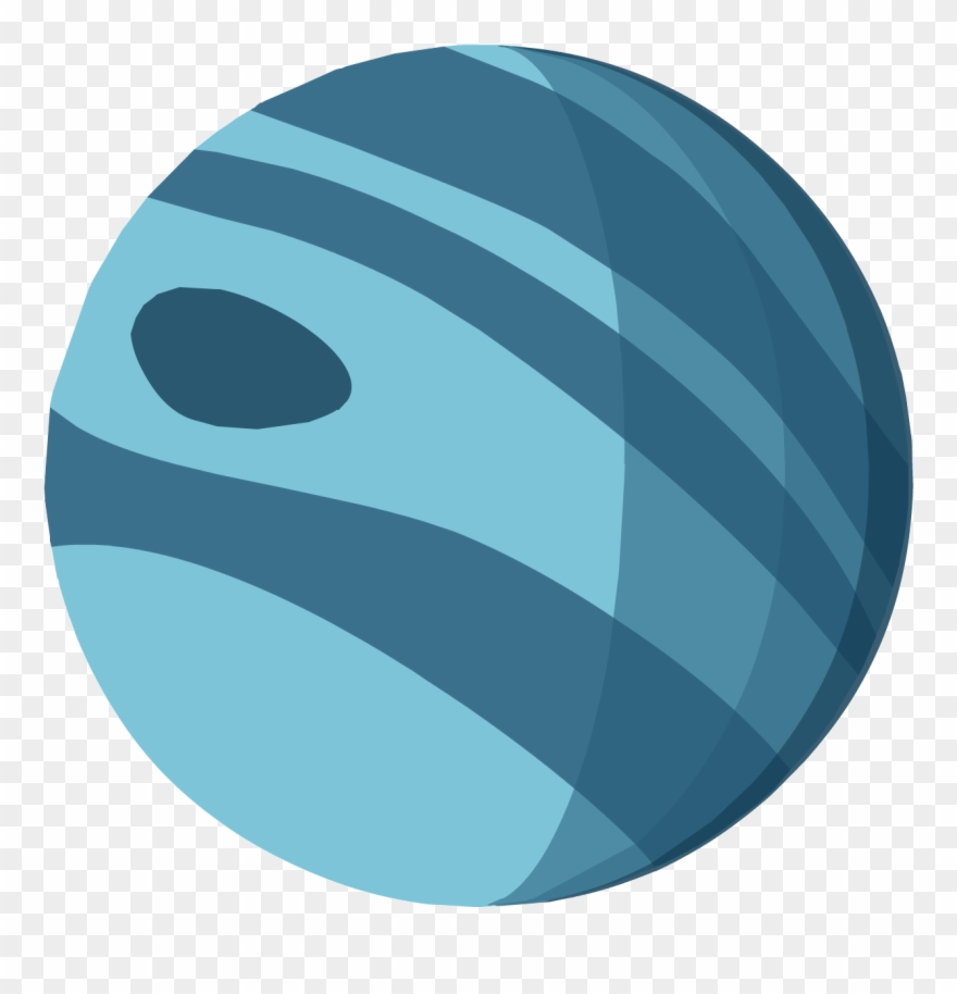 Marble png . Planets clipart neptune planet