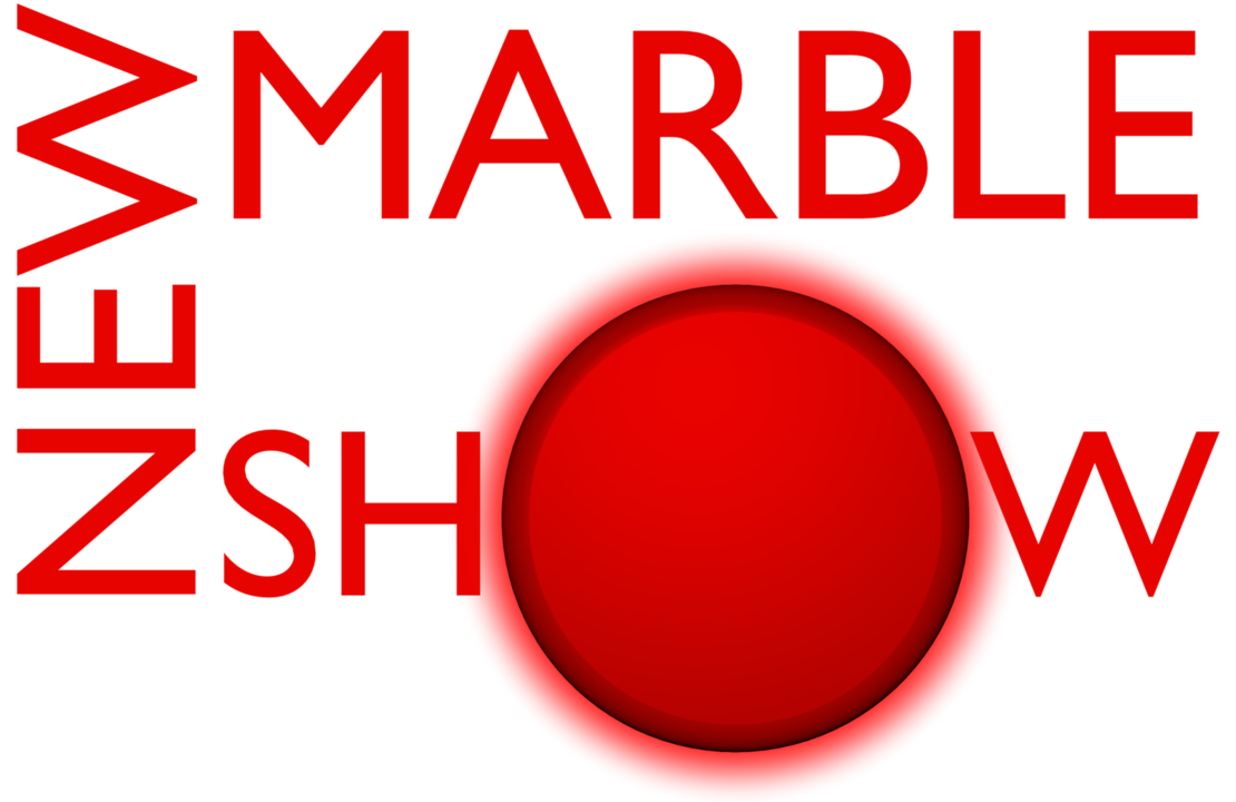 Marbles clipart red marble. New show logo recreation