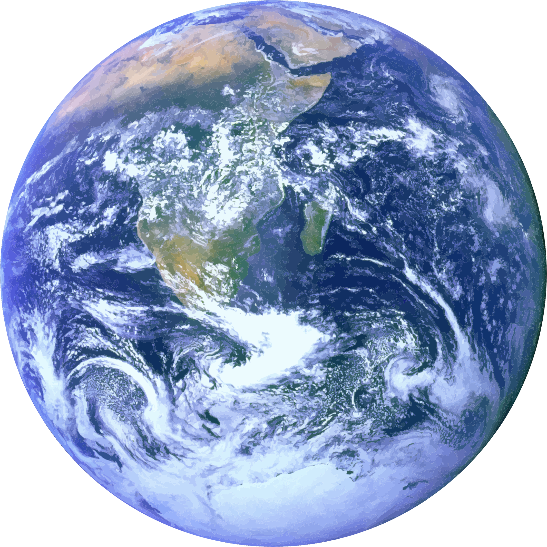 Marbles clipart small object. Blue marble earth big